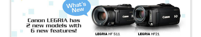 Join the Canon LEGRIA challenge & WIN attractive prizes now!